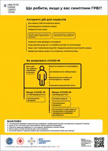 11 Що робити якщо у вас симптоми ГРВi Web